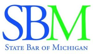 State Bar of Michigan Logo